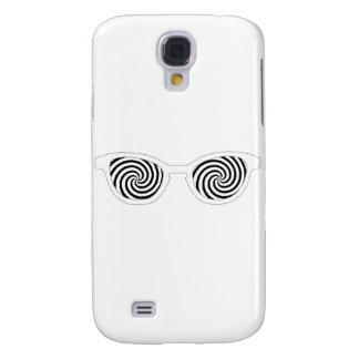 Hypnotize Sunglasses White Rim The MUSEUM Zazzle G Samsung Galaxy S4 Case