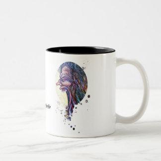 hypnotized by the nonsense - mug