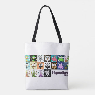 Hypnotized Pets Tote Bag