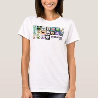 Hypnotized Pets Women's Basic T-Shirt