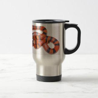 Hypo Honduran Milk Snake Milksnake Travel Mug