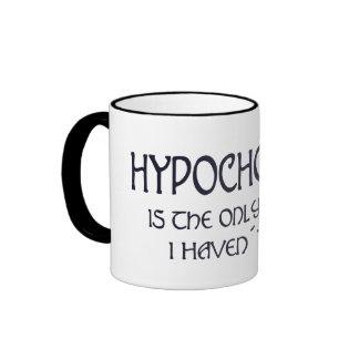 Hypochondria Ringer Mug