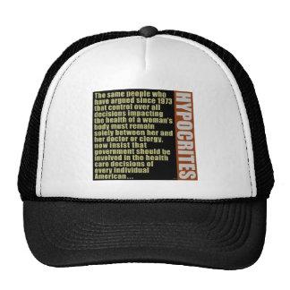 Hypocrites Hat