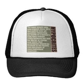 Hypocrites Trucker Hats