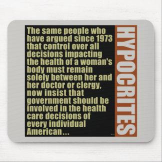 Hypocrites Mouse Pad