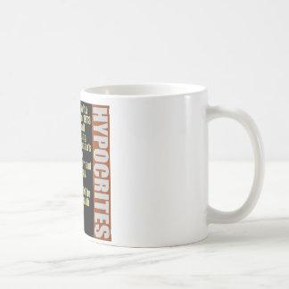 Hypocrites Coffee Mug