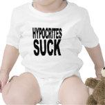 Hypocrites Suck Tshirt