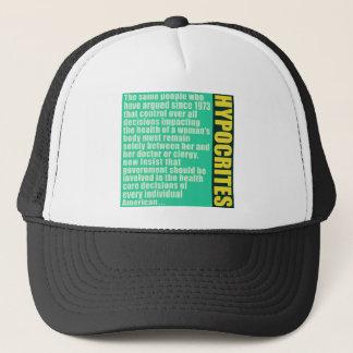 Hypocrites Trucker Hat