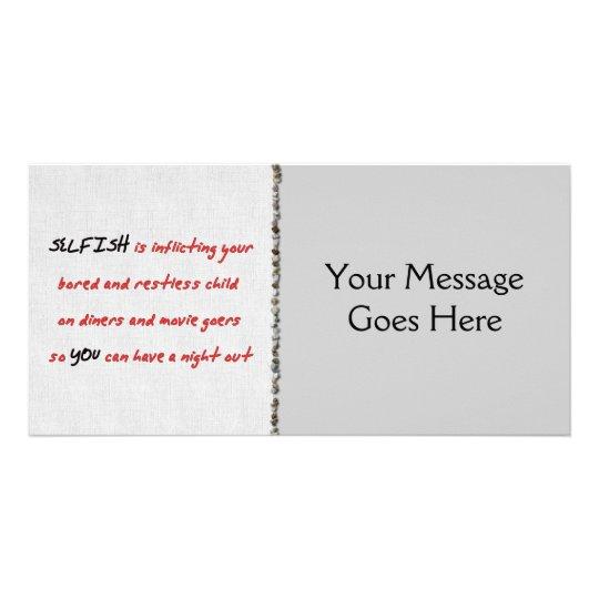 Hypocritical Breeders Card