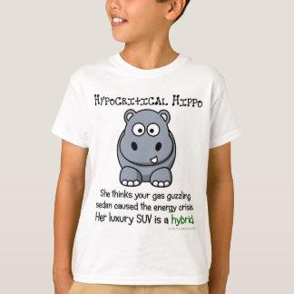 Hypocritical Enviromental Activists T-Shirt