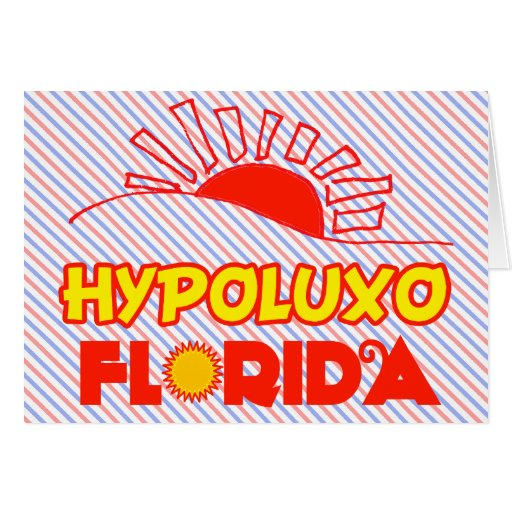 Hypoluxo, Florida Greeting Card