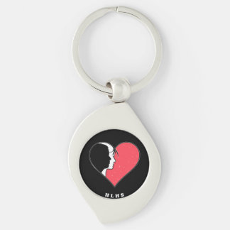 Hypoplastic Left Heart Syndrome Keychain