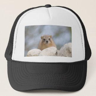 Hyrax - Israeli rock rabbit Trucker Hat