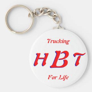 Hyslop-Blair Transport Keychain
