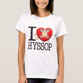 Hyssop Love Man T-Shirt