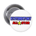 Hysterectomy All Star 2 Inch Round Button