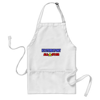 Hysterectomy All Star Adult Apron