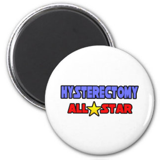 Hysterectomy All Star Fridge Magnets