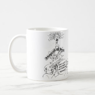 HYSTERIA COFFEE MUG