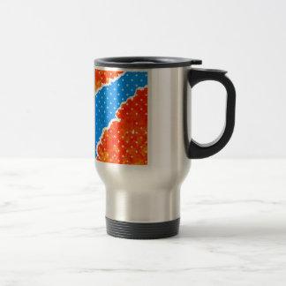 hysterical blue mug