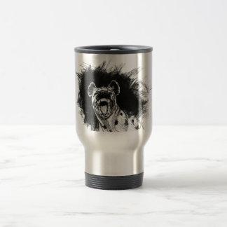 Hysterical Hyena Coffee Mugs
