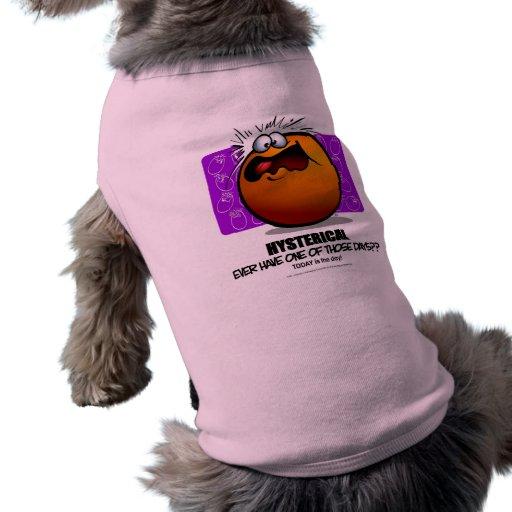 HYSTERICAL - Orange Pet Clothing