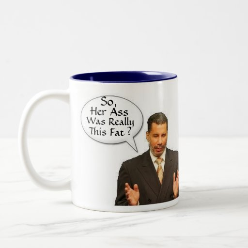 Hysterical Patterson and Spitzer Mug