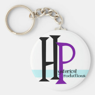 Hysterical Productions Keychain
