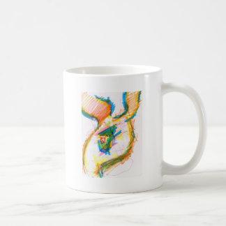 Hysterics Lagomorph Classic White Coffee Mug