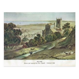 Hythe, 1824 postal