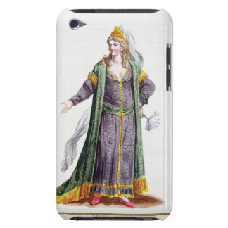 Hyu-Chen, wife of Genghis Khan, from 'Receuil des Barely There iPod Case
