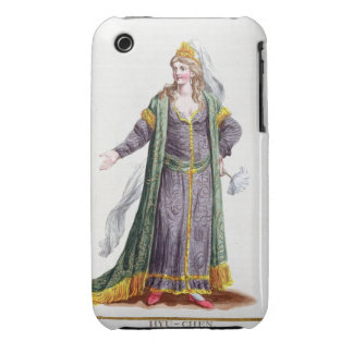 Hyu-Chen, wife of Genghis Khan, from 'Receuil des iPhone 3 Cover