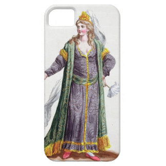 Hyu-Chen, wife of Genghis Khan, from 'Receuil des iPhone 5 Covers