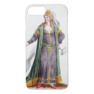 Hyu-Chen, wife of Genghis Khan, from 'Receuil des iPhone 8/7 Case