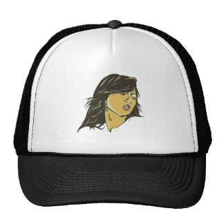 Hyuna Trucker Hat