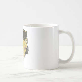 Hyuna Classic White Coffee Mug