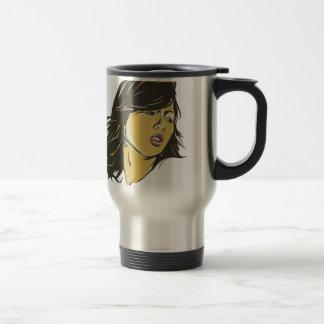 Hyuna 15 Oz Stainless Steel Travel Mug