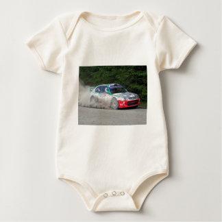 Hyundai Accent WRC Rally Car Baby Bodysuit