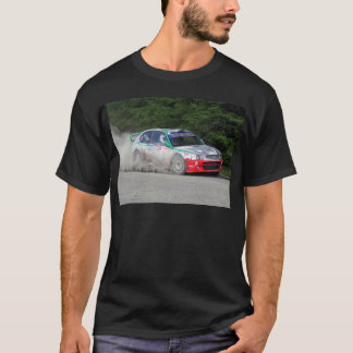 Hyundai Accent WRC Rally Car T-Shirt