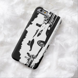 Hyundai Genesis Coupe Rear shot Barely There iPhone 6 Case