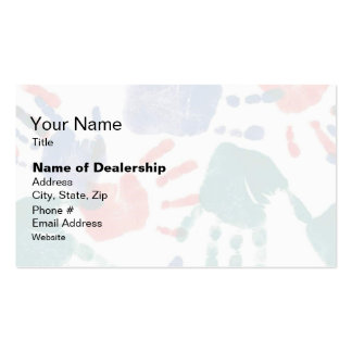 Hyundai Hope on Wheels Customizabl... Double-Sided Standard Business Cards (Pack Of 100)