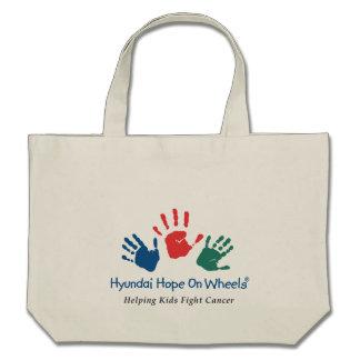 Hyundai Hope On Wheels Tote Bag