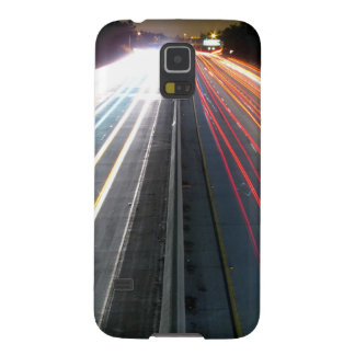 I280 Freeway at Night Case For Galaxy S5