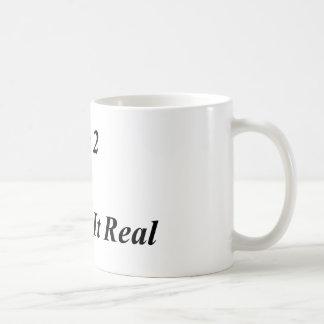 i2 que lo mantiene real taza de café
