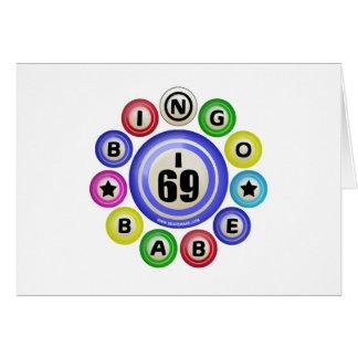 I69 Bingo Babe Card