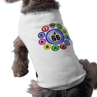 I69 Bingo Babe Dog Tshirt