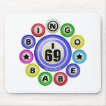 I69 Bingo Babe Mouse Pad