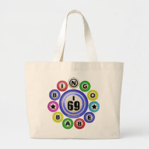I69 Bingo Babe Tote Bag