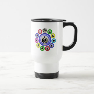 I69 Bingo Babe Travel Mug