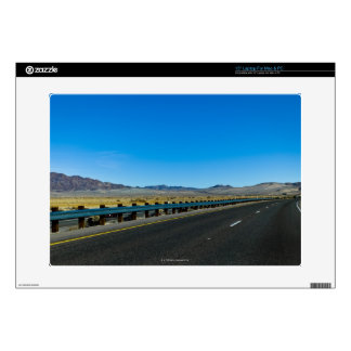 I-15 Highway, Los Angeles to Las Vegas Decal For Laptop